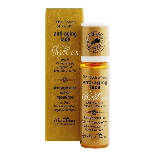 BioAroma roll-on deep wrinkles filler 'The Touch of Youth' 100% natural 10ml