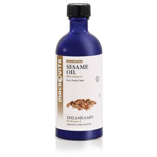 MACROVITA  BIO-SESAMEÖL in natürlichen Ölen with vitamin E 100ml