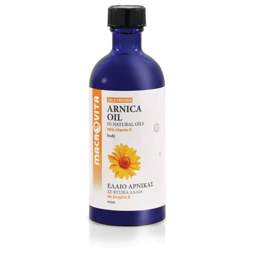MACROVITA BIO-ARNICAÖL in natürlichen Ölen with vitamin E 100ml