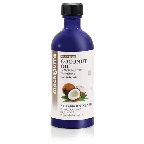 MACROVITA KOKOSÖL in natürlichen Ölen with vitamin E 100ml
