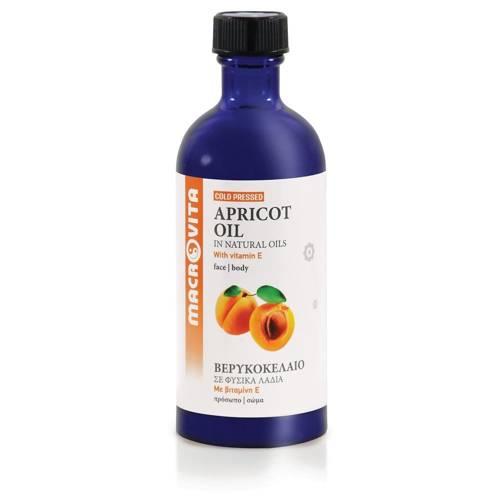MACROVITA OLEJ Z PESTEK MORELI w naturalnych olejach tłoczony na zimno z witaminą E 100ml