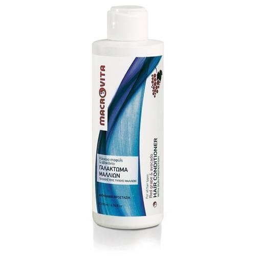 MACROVITA odżywka do włosów z bio-czerwonymi winogronami i bio-awokado 200ml